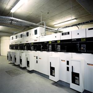 Średnie napięcie, dystrybucja energii i automatyka
