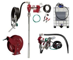 Diesel Exhaust Fluid (DEF) i armatura