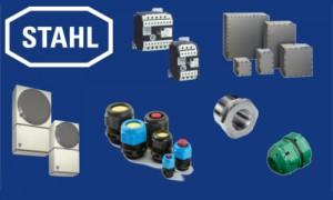 Komponenty i obudowy Ex R. STAHL