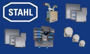 Skrzynki zaciskowe i sterownicze oraz termostaty R. STAHL